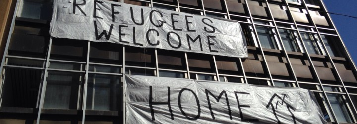 refugees welcome home
