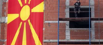 The political crisis in Republic of Macedonia