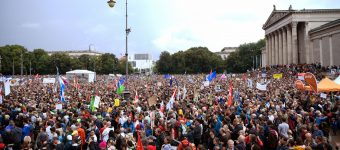 It´s kicking off in Germany – or: a glimmer of hope in the leftist misery?
